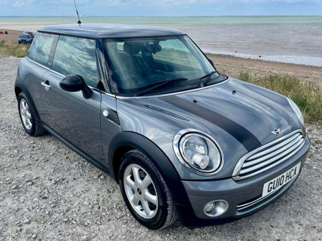 £4,982 Mini 1.4 One Graphite 3dr, Low Mileage, Full Mini service history, Grey