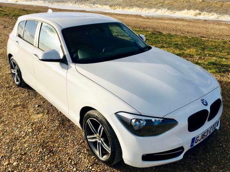 £8,972   BMW 116D 5 Door M Sport