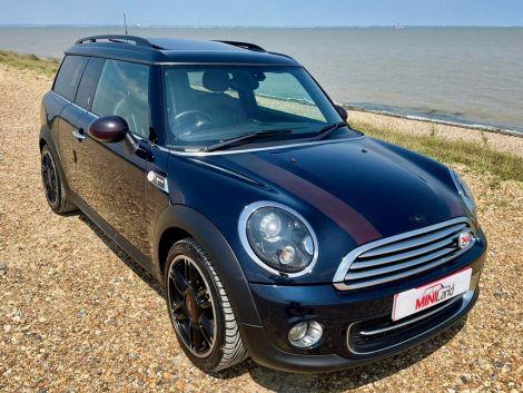£7982   Mini 1.6 Cooper Hampton 5dr with panoramic Sunroof, Lounge Leather FSH