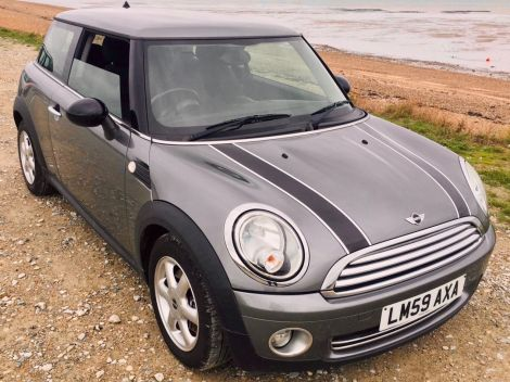 £3,982 Mini One 1.4 One Graphite 3dr Limited Edition, 1 Owner