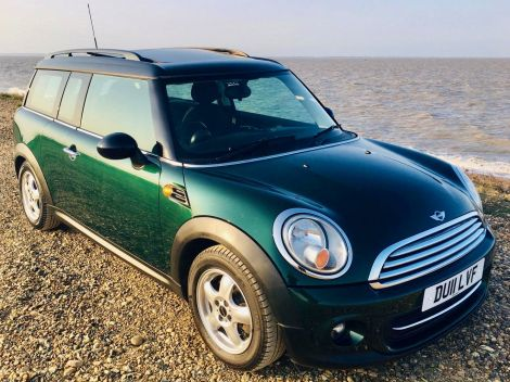 £5,982 Mini Clubman 1.6 Cooper 5dr with FSH and Panoramic Sunroof