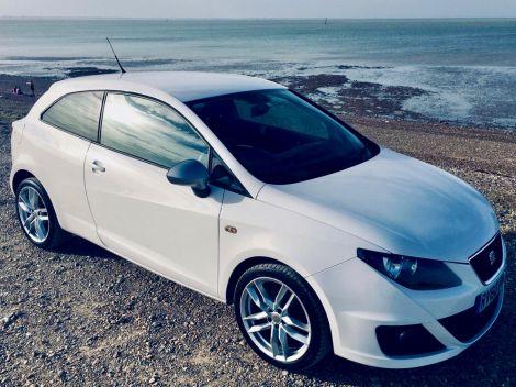 £5,872   Seat Ibiza 1.4TSi DSG Automatic FR