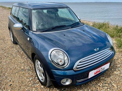 £5,982 Mini 1.4 One 5dr Auto Clubman with full Lounge Leather