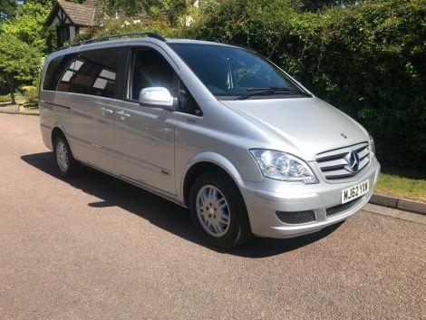 £10,972      Mercedes-Benz Viano 8 Seater LWB Auto Ambiente