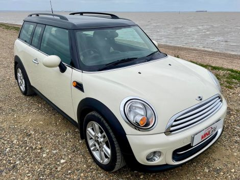 £6,982  Mini 1.6 Cooper 5dr Clubman with Chilli Pack, FSH