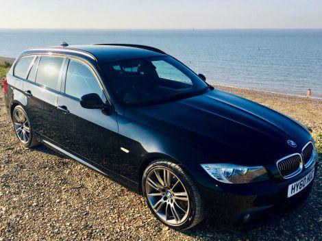 £8,492     BMW 320d Sport Edition Touring Estate