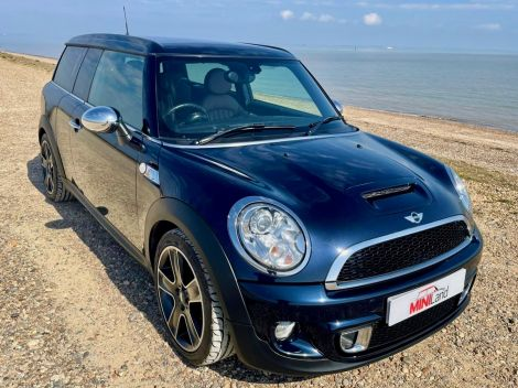 £8,982 Mini Clubman 2.0 Cooper S D 5dr with Full Leather, Sat Nav, FSH