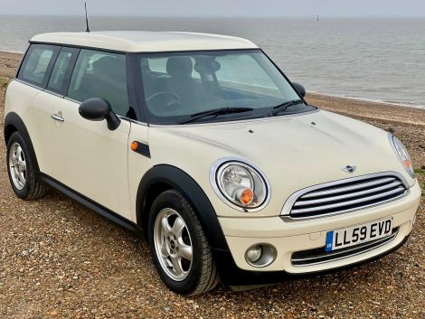 £4,482 Mini One 1.4 Clubman with Pepper Pack, Air Con and Alloys