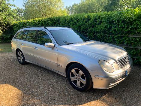 £2,972  Mercedes E220 CDi Estate 7 Seats Auto