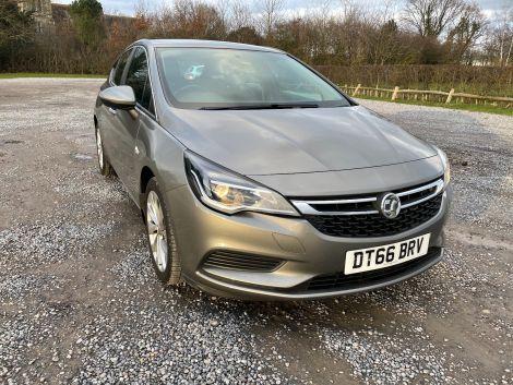 £8,482  Vauxhall Astra 1.6 CDTi 16V 136 Tech Line 5dr Auto Low Mileage, FSH